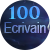 Badge [Ecrivain] Poster 100 messages