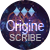 Badge [Ouverture] Scribe 3