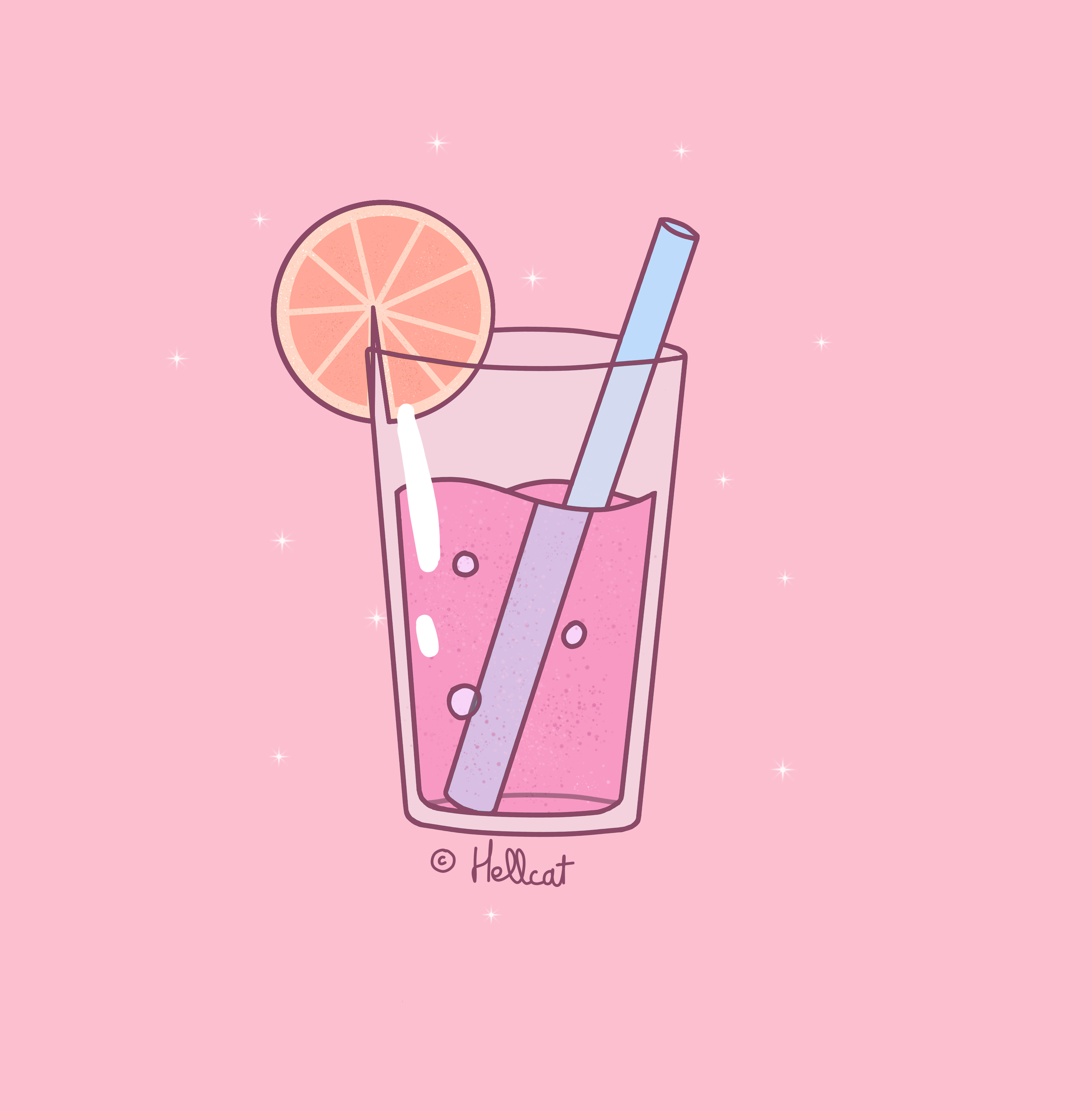 Grapefruit Juice, par PurpleMoon