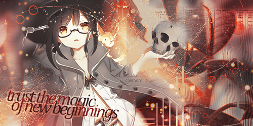 Magic, par Yunomi
